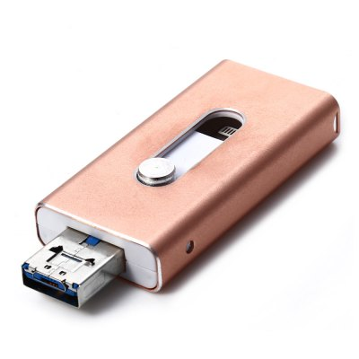 3 in 1 Retractable 64GB USB 3.0 Flash DriveUSB Flash Drives<br>3 in 1 Retractable 64GB USB 3.0 Flash Drive<br><br>Capacity: 64G<br>Interface: USB 3.0<br>Package Contents: 1 x 3 in 1 64GB USB 3.0 Flash Drive, 1 x Case, 1 x Key Rope<br>Package size (L x W x H): 9.00 x 6.00 x 2.00 cm / 3.54 x 2.36 x 0.79 inches<br>Package weight: 0.0640 kg<br>Product size (L x W x H): 5.20 x 2.60 x 0.90 cm / 2.05 x 1.02 x 0.35 inches<br>Product weight: 0.0140 kg<br>Style: Stylish<br>Type: USB Stick