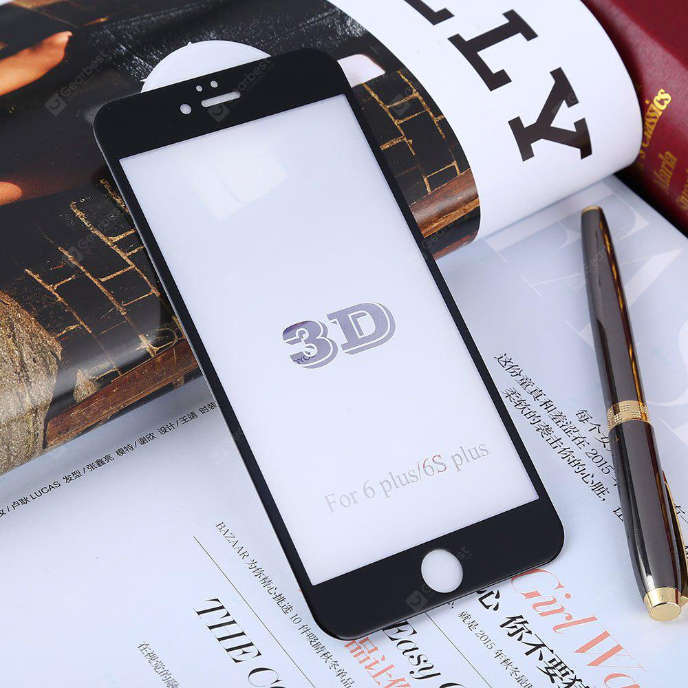 3D Full Screen Tempered Glass Screen Film for iPhone 6 Plus / 6S Plus