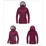Buy TOREAD Female Ultralight Outdoor Jackets Velcro Cuff L PURPLE