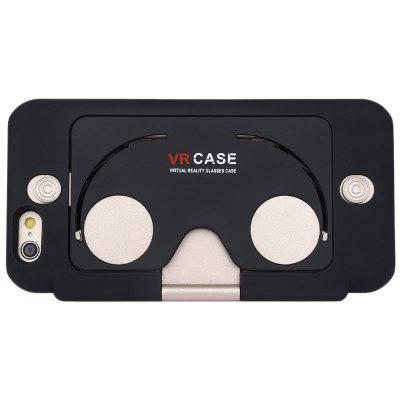 Virtual Reality Glasses Case for iPhone 6 / 6S Stand Back Protector