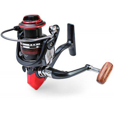 LK2000 Aluminum 12+1 BB Ball Fishing Spinning Reel