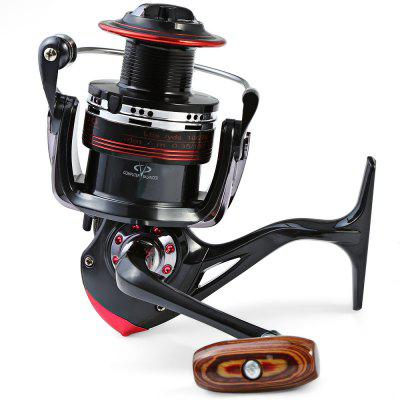LK6000 Aluminum 12+1 BB Ball Fishing Spinning Reel
