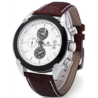 MEGIR M2020 Male Quartz Watch