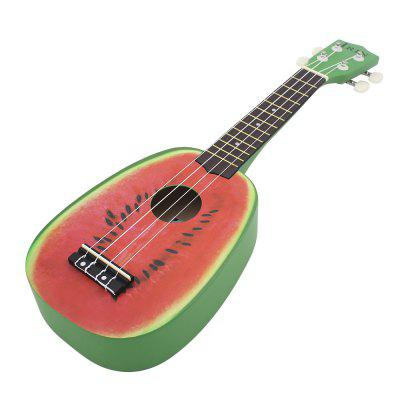 IRIN 21 inch UkuleleGuitar<br>IRIN 21 inch Ukulele<br><br>Jean Body Material: Basswood<br>Package Contents: 1 x 21 inch Ukulele<br>Package size: 55.00 x 19.00 x 8.00 cm / 21.65 x 7.48 x 3.15 inches<br>Package weight: 0.5940 kg<br>Product size: 54.00 x 18.00 x 5.70 cm / 21.26 x 7.09 x 2.24 inches<br>Refers to the Material: Basswood<br>The Back and Sides Material: Other<br>Type: Ukulele