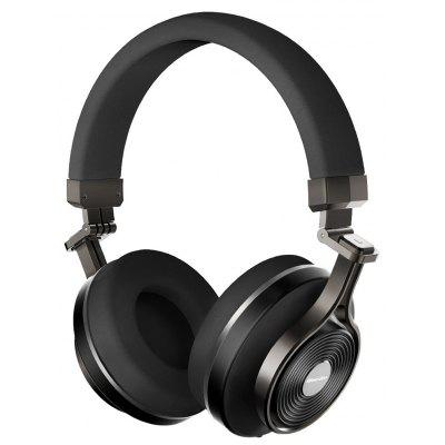 Bluedio T3 Plus Bluetooth Headphones – BLACK