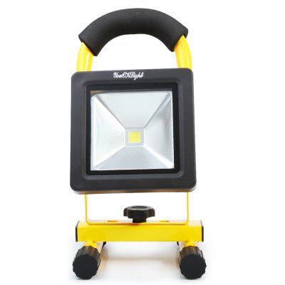 YouOKlight 10W 850LM Outdoor LED FloodlightOutdoor Lights<br>YouOKlight 10W 850LM Outdoor LED Floodlight<br><br>Angle: 120 degree<br>Available Light Color: White<br>Brand: YouOKLight<br>CCT/Wavelength: 6000K<br>Features: Long Life Expectancy, IP-65 Waterproof Standard, Low Power Consumption<br>Function: including building and landscape beautification,  public places,  playing fields,  stage lighting, Outdoor lighting<br>Holder: Other<br>Luminous Flux: 850LM<br>Output Power: 10W<br>Package Contents: 1 x YouOKLight LED Floodlight, 1 x AC Chager, 1 x Car Charger<br>Package size (L x W x H): 26.00 x 13.00 x 11.00 cm / 10.24 x 5.12 x 4.33 inches<br>Package weight: 0.960 kg<br>Plug: EU plug,US plug<br>Product size (L x W x H): 25.00 x 11.50 x 5.60 cm / 9.84 x 4.53 x 2.20 inches<br>Product weight: 0.845 kg<br>Sheathing Material: Tempered Glass, Die-casting Aluminum, PC<br>Type: Floodlight<br>Voltage (V): 85-265V