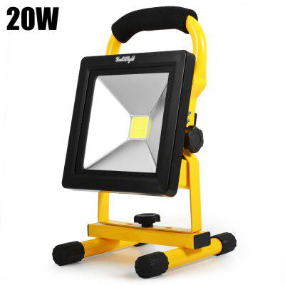 YouOKlight 20W 1700LM Portable LED Floodlight