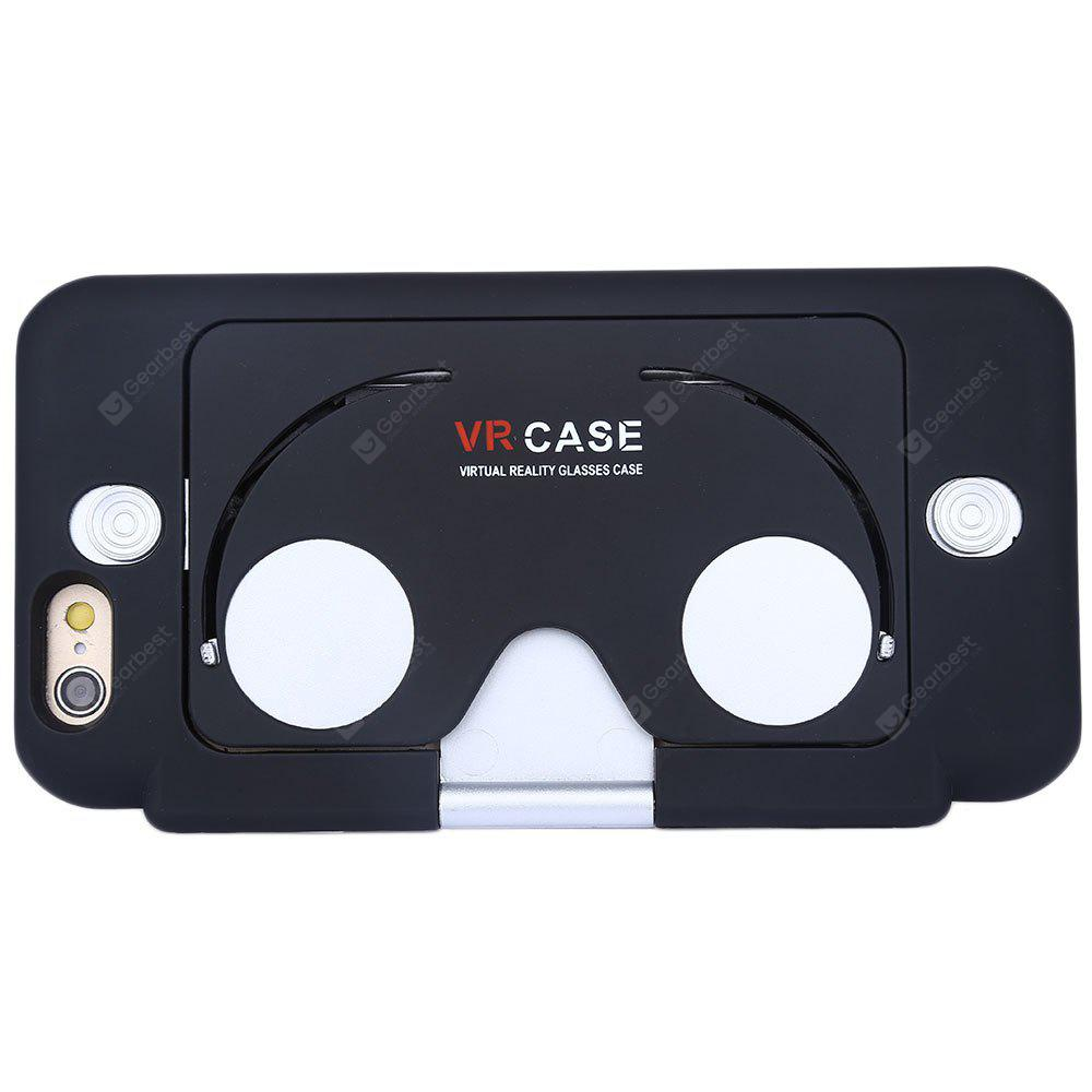 Virtual Reality Glasses Case for iPhone 6 Plus / 6S Plus Stand Back Protector