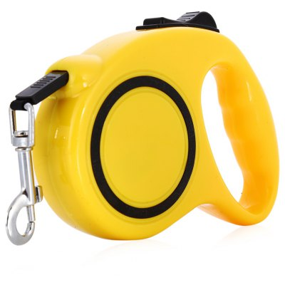 3m One-handed Lock Retractable Pet Leash