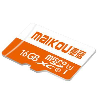 Maikou 16GB SDHC Micro SD Card