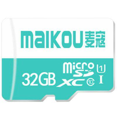 Maikou 32GB SDHC Micro SD Card
