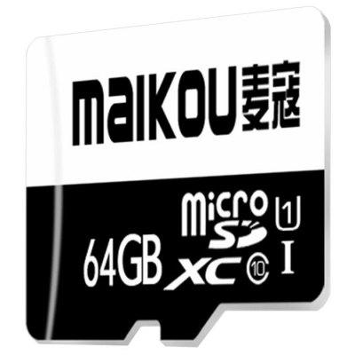 Maikou 64GB SDHC Micro SD Card