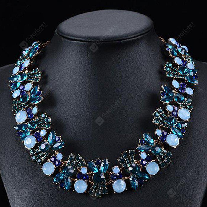 BLUE, Watches & Jewelry, Fashion Jewelry, Necklaces & Pendants