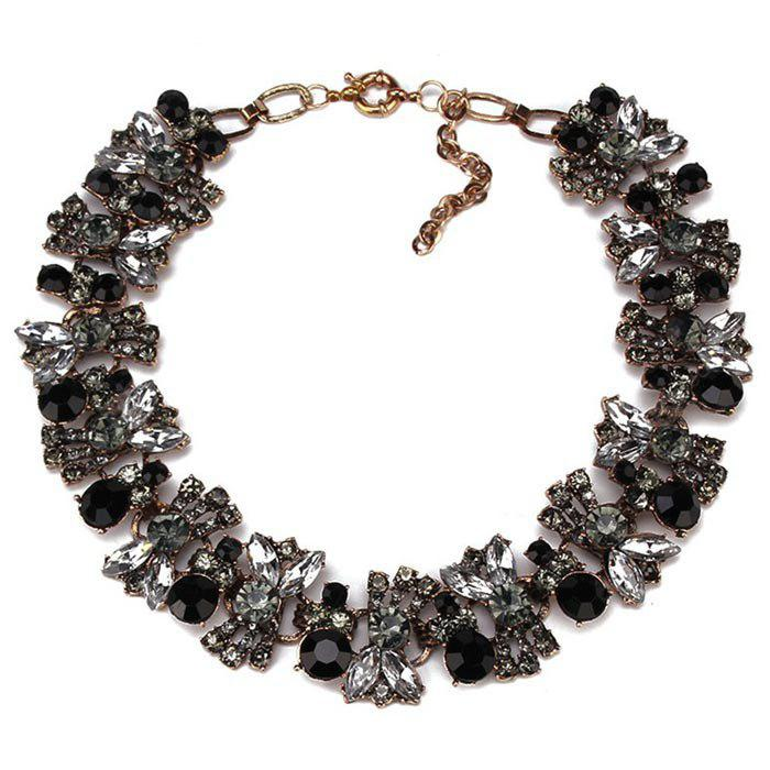 BLACK, Watches & Jewelry, Fashion Jewelry, Necklaces & Pendants