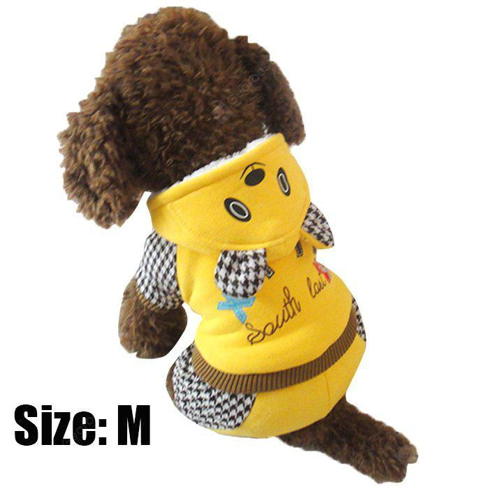 YELLOW, Home & Garden, Pet Supplies, Dog Supplies, Dog Clothing & Shoes