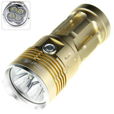 Ultrafire 2800LM 4 x CREE T6 Compact LED Flashlight