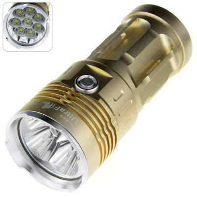 Ultrafire 5600LM 8 x CREE T6 LED Flashlight Super Bright
