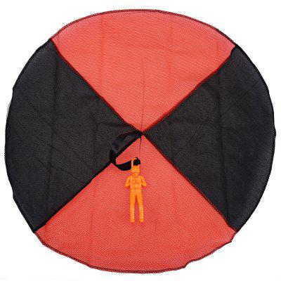 Hand Throwing Parachute for Kids Outdoor Play Game ToyOutdoor Fun &amp; Sports<br>Hand Throwing Parachute for Kids Outdoor Play Game Toy<br><br>Age: Above 3 Years<br>Material: Nylon, Plastic<br>Package Contents: 1 x Hand Throwing Parachute Toy<br>Package size (L x W x H): 15.50 x 5.00 x 5.00 cm / 6.10 x 1.97 x 1.97 inches<br>Package weight: 0.060 kg<br>Product weight: 0.020 kg<br>Type: Parachute