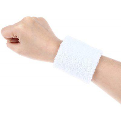 1PCS Aolikes Sports Absorbing Sweet Wristbands