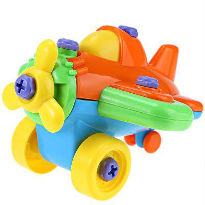 Kids Disassembly Assembly Animal Model Car Toy