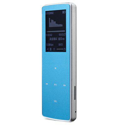 ONN W6 Bluetooth HiFi Music MP3 Player 8G Storage with Earphones