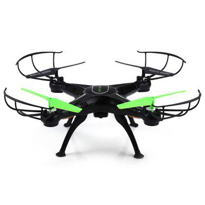SKRC Q16 WiFi FPV 0.5 Mega Camera 2.4G / APP Control 4 Channel 6-axis Gyro Quadcopter RTF