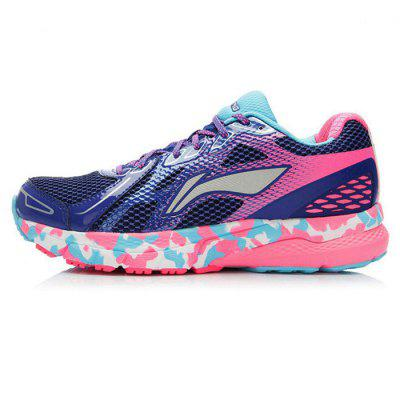 Original LI-NING Women Intelligent Running SneakersShoes<br>Original LI-NING Women Intelligent Running Sneakers<br><br>Brand: LI-NING<br>Closure Type: Lace-Up<br>Color: Orange,Purple,Red<br>Gender: Women<br>Highlights: Warm Keeping, Sweat Absorbing, Soft, Breathable<br>Package Contents: 1 x A Pair of LI-NING Running Shoes<br>Package size: 30.00 x 21.00 x 12.00 cm / 11.81 x 8.27 x 4.72 inches<br>Package weight: 0.830 kg<br>Product weight: 0.600 kg<br>Season: Winter, Summer, Spring, Autumn<br>Size: 5.5,6,6.5,7,7.5,8,9<br>Upper Height: Low