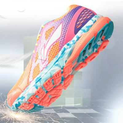 Original LI-NING Women Intelligent Running SneakersShoes<br>Original LI-NING Women Intelligent Running Sneakers<br><br>Brand: LI-NING<br>Closure Type: Lace-Up<br>Color: Orange,Purple,Red<br>Gender: Women<br>Highlights: Warm Keeping, Sweat Absorbing, Soft, Breathable<br>Package Contents: 1 x A Pair of LI-NING Running Shoes<br>Package size: 30.00 x 21.00 x 12.00 cm / 11.81 x 8.27 x 4.72 inches<br>Package weight: 0.8300 kg<br>Product weight: 0.6000 kg<br>Season: Winter, Summer, Spring, Autumn<br>Size: 5.5,6,6.5,7,7.5,8,9<br>Upper Height: Low