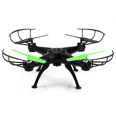 SKRC Q16 WiFi FPV 0.5 Mega Camera 2.4G / APP Control 4 Channel 6-axis Gyro Quadcopter RTF Image