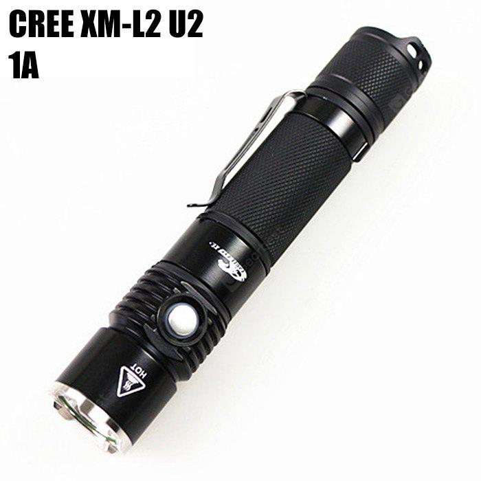 Eagle Eye X5R XM-L2 U2 1A Flashlight