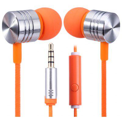 EF-E4 3.5mm In-Ear Stereo Earphones