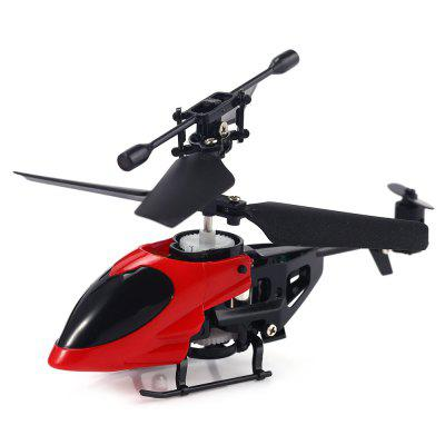 G.T MODEL QS5018 Mini Built-in Gyro Infrared RC Helicopter 2.5 Channel Remote Control Helicogyro