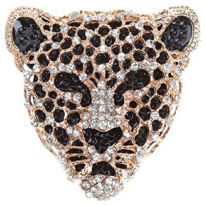 Leopard Head Phone Case DIY Manual Drilling
