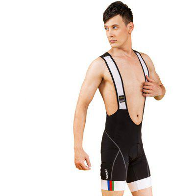 Santic C05031 Male Summer Cycling Bib Shorts