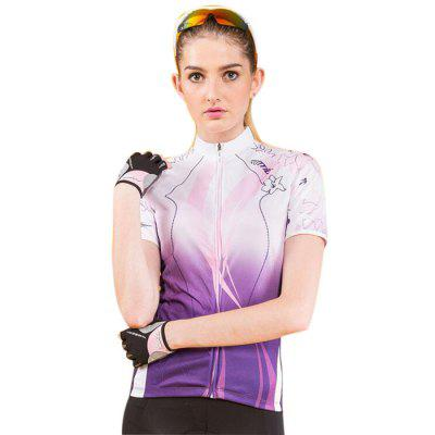Santic C02019 Female Summer Cycling T-Shirt