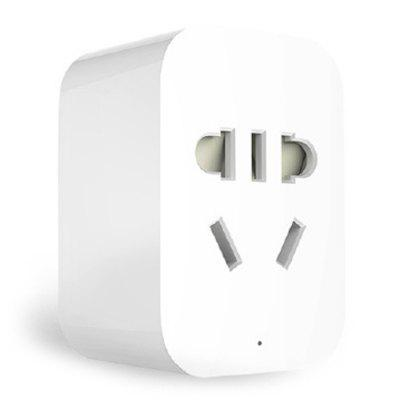 Фото Original Xiaomi Mi Smart WiFi Socket - ZigBee Version. Купить в РФ