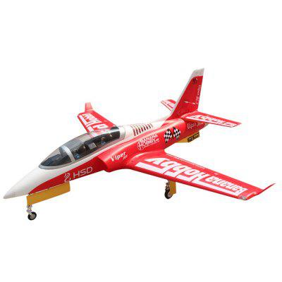 HSD S90mm Viper Ferrari 90mm Bypass EDF 1400mm Wingspan Glider Aeroplane KITRC Airplanes<br>HSD S90mm Viper Ferrari 90mm Bypass EDF 1400mm Wingspan Glider Aeroplane KIT<br><br>Brand: HSD<br>Function: Fold / Open Landing Bar, Forward, Turn left/right, Up/down<br>Material: Metal, EPO<br>Package Contents: 1 x Frame Kit, 1 x English Manual, 1 x Landing Bar<br>Package size (L x W x H): 131.00 x 44.00 x 31.00 cm / 51.57 x 17.32 x 12.2 inches<br>Package weight: 5.850 kg<br>Product size (L x W x H): 140.00 x 123.00 x 26.80 cm / 55.12 x 48.43 x 10.55 inches<br>Product weight: 3.260 kg