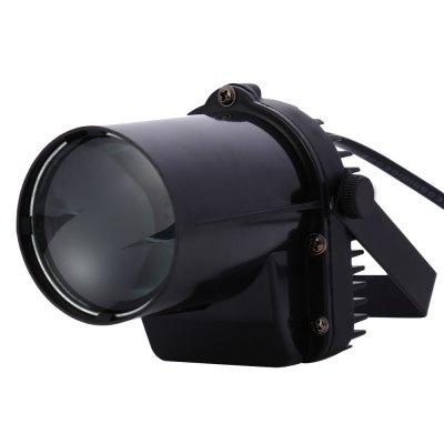 3W LED Spot LightStage Lighting<br>3W LED Spot Light<br><br>Body Color: Black<br>Function: For party, For Decoration<br>Lifespan (hour): 50000 Hours<br>Output Power (W): 3W<br>Package Contents: 1 x LED Spot Light<br>Package size (L x W x H): 11.20 x 9.50 x 8.00 cm / 4.41 x 3.74 x 3.15 inches<br>Package weight: 0.285 kg<br>Product Size(L x W x H): 9.50 x 8.00 x 5.30 cm / 3.74 x 3.15 x 2.09 inches<br>Product weight: 0.226 kg<br>Type: DJ and Disco Light, Projector Lamp, LED Effects Stage Light, Following Spot Light<br>Voltage Type: AC 110-240V