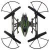 JXD 510G 5.8G FPV 6-axis RC Drone - BLACK
