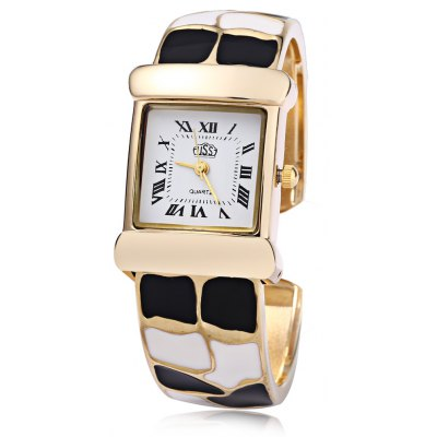 USS 1430 Quartz Female Watch Bracelet Epoxy Wristband