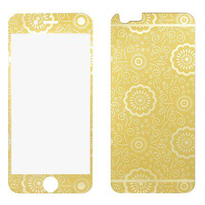 Angibabe Tempered Glass Screen Film Back Protector for iPhone 6 / 6S angibabe 0 3mm tempered glass screen protector for iphone 6 plus 6s plus