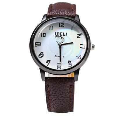 IBELI 807 Eiffel Tower Second Dial Female Quartz Watch Leather BandWomens Watches<br>IBELI 807 Eiffel Tower Second Dial Female Quartz Watch Leather Band<br><br>Available Color: Black,Brown,Red,Rose,White<br>Band material: Leather<br>Band size: 23.7 x 1.7 cm / 9.33 x 0.67 inches<br>Brand: IBELI<br>Case material: Stainless Steel<br>Clasp type: Pin buckle<br>Dial size: 3.5 x 3.5 x 1.1 cm / 1.38 x 1.38 x 0.43 inches<br>Display type: Analog<br>Movement type: Quartz watch<br>Package Contents: 1 x IBELI Female Watch<br>Package size (L x W x H): 24.70 x 5.00 x 2.10 cm / 9.72 x 1.97 x 0.83 inches<br>Package weight: 0.062 kg<br>Product size (L x W x H): 23.70 x 4.00 x 1.10 cm / 9.33 x 1.57 x 0.43 inches<br>Product weight: 0.032 kg<br>Shape of the dial: Round<br>Watch style: Fashion, Casual<br>Watches categories: Female table<br>Wearable length: 17.5 - 21.8 cm / 6.89 - 8.58 inches