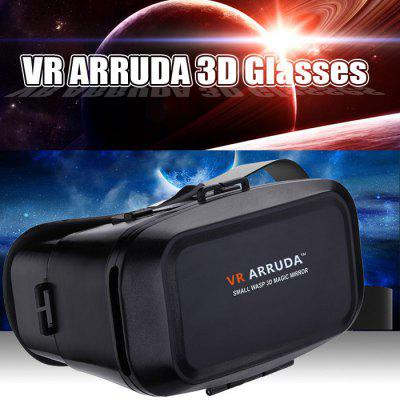 VR ARRUDA 3D VR Glasses Virtual Virtual Reality Private Theater