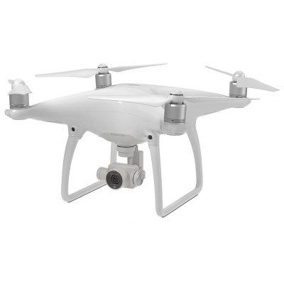 DJI Phantom 4 5.8G FPV HD 12MP Camera APP / 2.4G Control 6CH Drone Visual Tracking Multiple Flight Mode