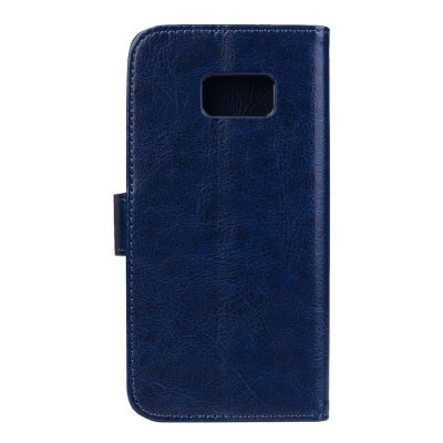ASLING Crazy Horse Series Protective Case for Samsung Galaxy S7Samsung S Series<br>ASLING Crazy Horse Series Protective Case for Samsung Galaxy S7<br><br>Brand: ASLING<br>Color: Black,Blue,Brown,Dark blue,Red,White<br>Features: Anti-knock, Cases with Stand, Full Body Cases, With Credit Card Holder<br>Material: PU Leather<br>Package Contents: 1 x Case<br>Package size (L x W x H): 18.00 x 10.00 x 2.00 cm / 7.09 x 3.94 x 0.79 inches<br>Package weight: 0.086 kg<br>Product size (L x W x H): 14.50 x 7.50 x 1.50 cm / 5.71 x 2.95 x 0.59 inches<br>Product weight: 0.053 kg<br>Style: Solid Color