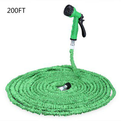 expandable garden hoses. 200FT Expandable Garden Water Hose With 7 Modes Spray Gun Hoses 5