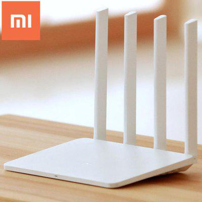 Original English Version Xiaomi Mi WiFi Router 3 128MB WHITE