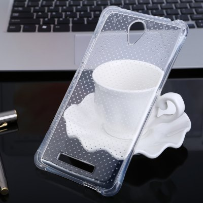 TPU Soft Protective Cover Case for Xiaomi Redmi Note 2