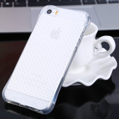 TPU Soft Protective Cover Case for iPhone SE / 5S