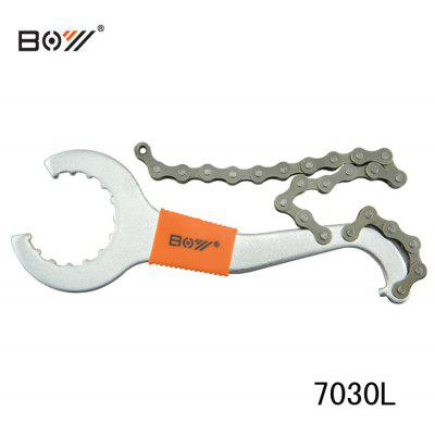 BOY 7030L One-piece 3-in-1 Wrench